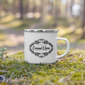 Enamel Mug: Original Union